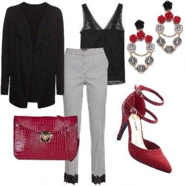 Outfit Aperitivo e poi
