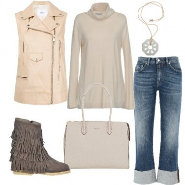 Outfit Urbano naturale