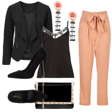 Outfit Evento importante