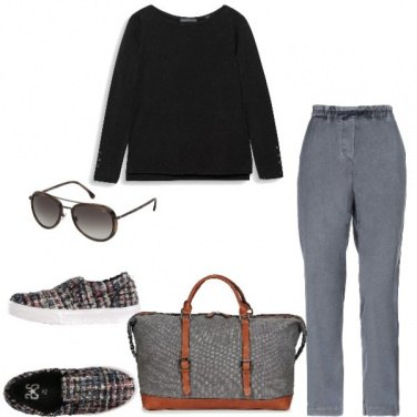 Outfit Basic, viaggetto di fine estate