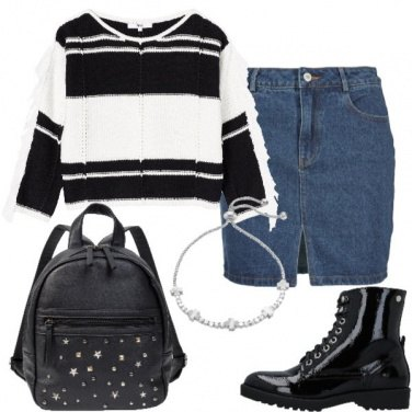 Outfit Basic #16019