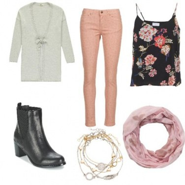 Outfit Cardigan d\'autunno