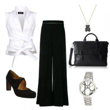 Outfit Perfetta per la riunione di lavoro