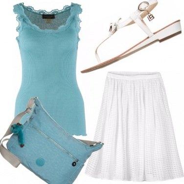 Outfit Aperitivo semplice