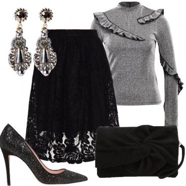 Outfit Lo sbrilluccichìo delle feste