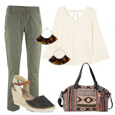 Outfit Etnico #3301