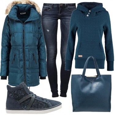 Outfit Andiamo a scuola