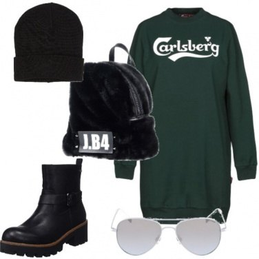Outfit Urban #7522