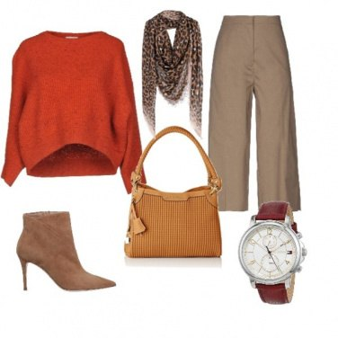 Outfit Esordio d\'autunno