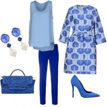 Outfit Il cielo è sempre più blu