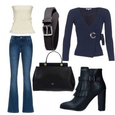 Outfit Sabato di shopping