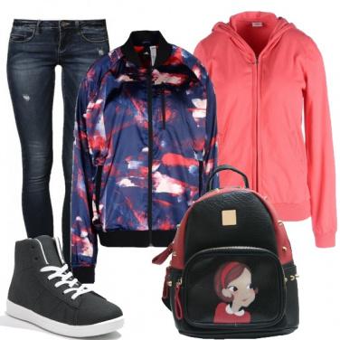 Outfit Proprio alla moda