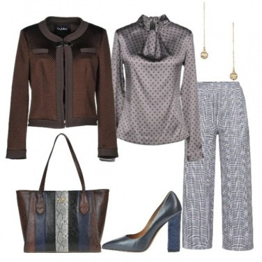 Outfit Mix and match d\'autunno