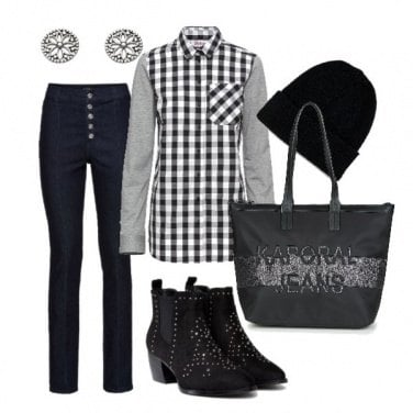 Outfit Urban country
