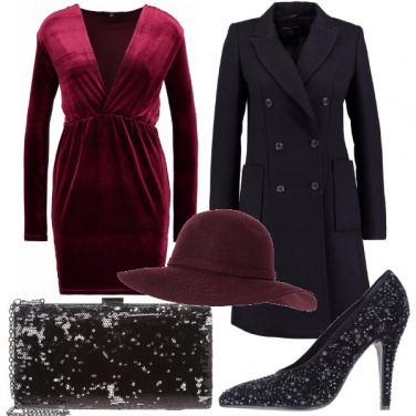 Outfit Natale sexy