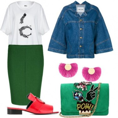 Outfit Casual trendy