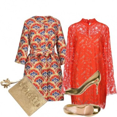 Outfit Etnogold
