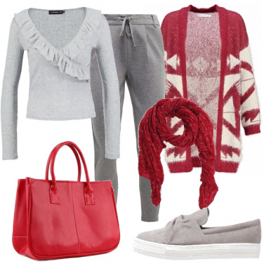 Outfit Comoda e bella a piccoli prezzi