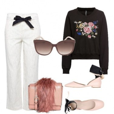 Outfit Classe e comodità