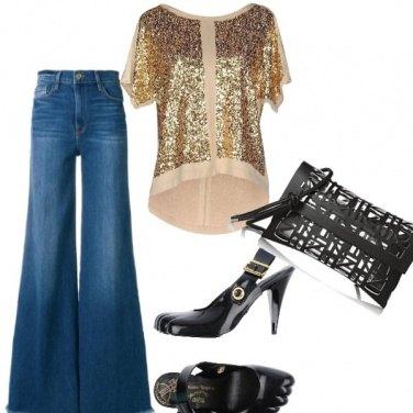 Outfit Aperitivo in compagnia