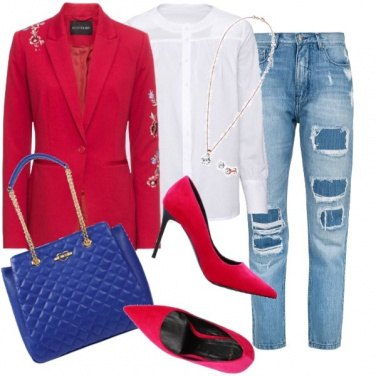 Outfit Donna con carattere