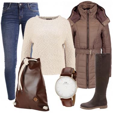 Outfit Lezione d\'inverno