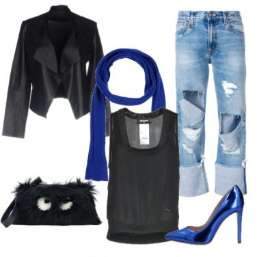 Outfit Jeans street style