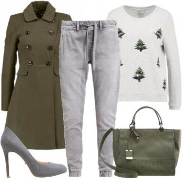 Outfit Se ti piace essere trendy