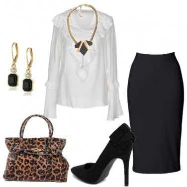 Outfit Sexy #2980