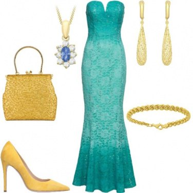 Outfit Ariel