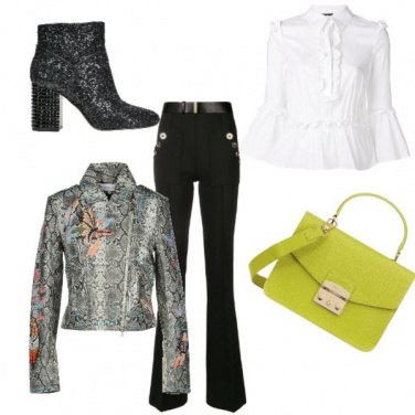 Outfit Rock #3204