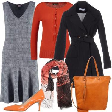 Outfit Un po\' d\' arancione