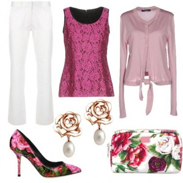 Outfit Cerimonia in D&G