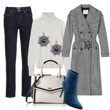 Outfit Modern Retrò