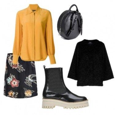 Outfit Tocco di giallo