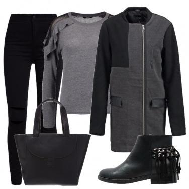 Outfit Semplice ma particolare
