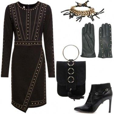 Outfit Borchie rock