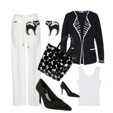 Outfit Black cats