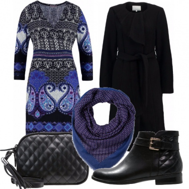 Outfit Dettagli trapuntati