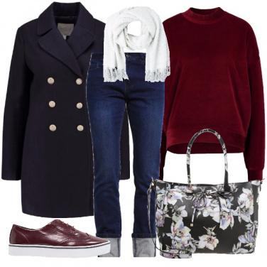 Outfit Giornata lunga fuori casa