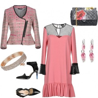 Outfit Tweed autunnale