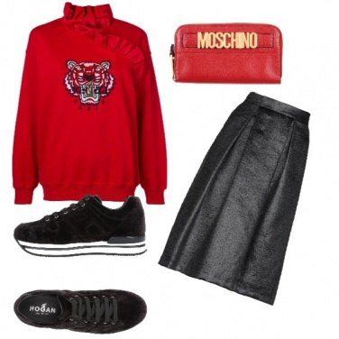 Outfit Rock #3210