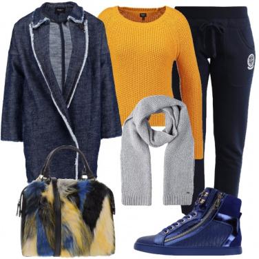 Outfit Una curvy alla moda