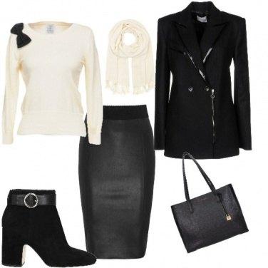 Outfit Stivaletti con dettagli