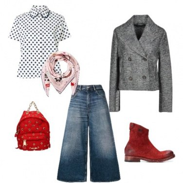 Outfit Note di rouge