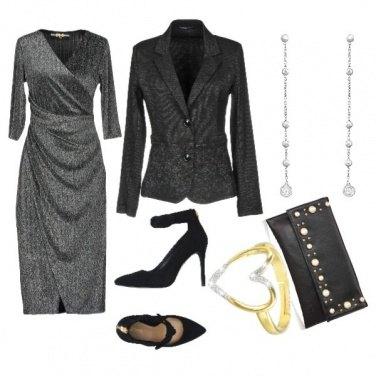 Outfit Serata speciale con i gioielli Stroili
