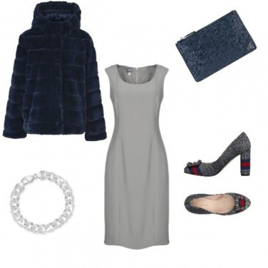 Outfit Un tocco.. A righe!