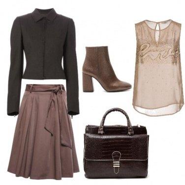 Outfit Aroma di caffé