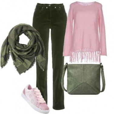 Outfit Abbinamenti trendy con il velluto