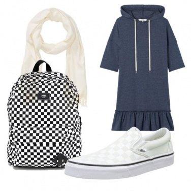 Outfit Zaino Vans
